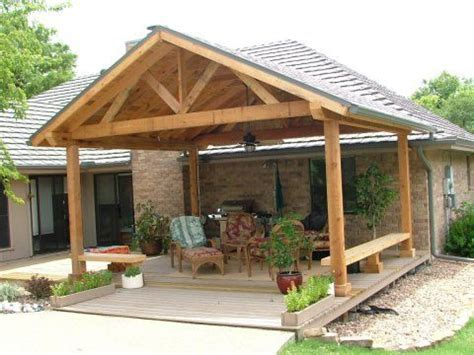 patio design ideas covered patio roof designs covered patio exposed beams