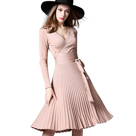 pattern dress long online buy wholesale knitted dress patterns from china