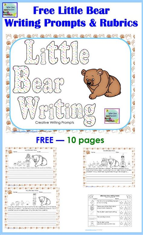 theme in literature prompt 1000 images about bear theme in preschool on pinterest