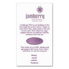 jamberry sle card template jamberry 7 day challenge template sles www