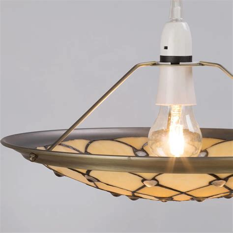 Uplighter L Shades Uk by Easy To Fit Ceiling Uplighter Shade Honey
