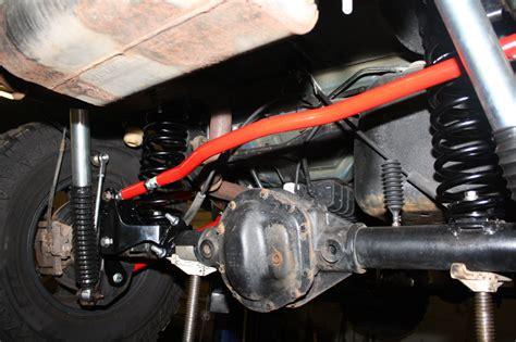 Jeep Tj Track Bar Adjustable Rear Track Bar Bracket Jeep Jk Wrangler With