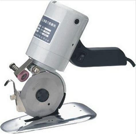 Fabric Cutter by 220v 90mm Cloth Cutter Fabric Cutting Machine Shear Ebay