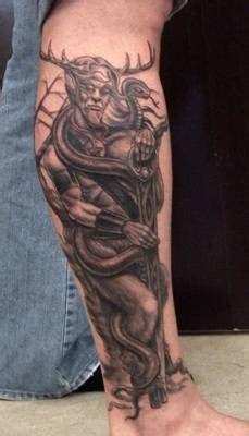 pagan tattoo horned god tattoomagz tattoo designs