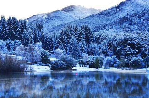 fotos uspallata invierno invierno tierra patagonia