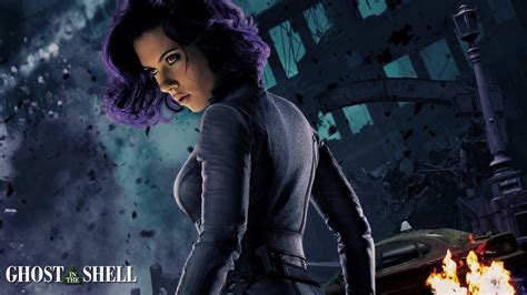 film ghost shell scarlett johansson starts shooting ghost in the shell in