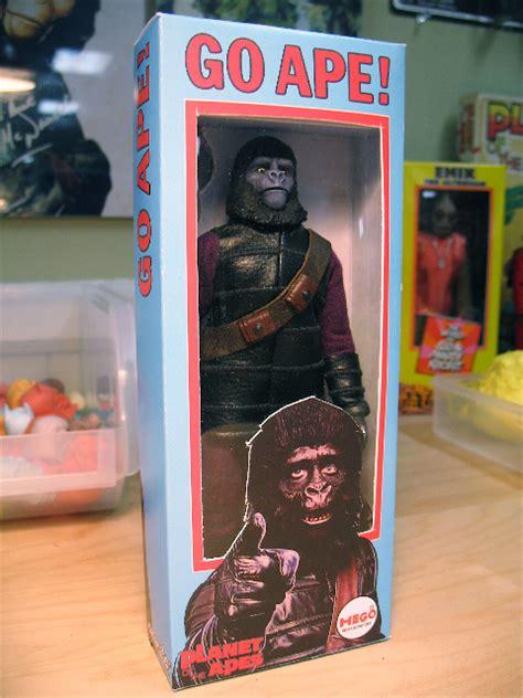 sandy colloras custom apes mego figures