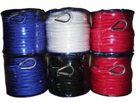 boat anchor rope reel marine boat anchor rope three strands double twisted