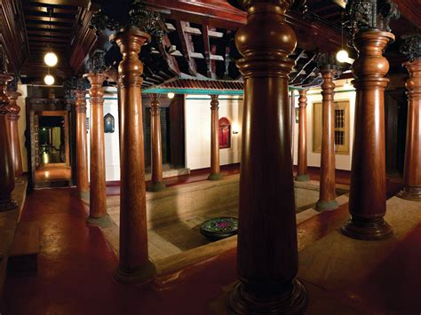 traditional kerala home interiors palace converted to a place of healing india decor