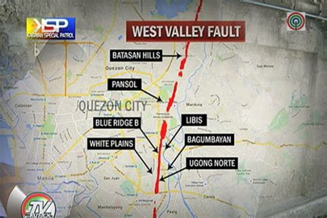 earthquake quezon city list of manila and provincial barangays near west valley