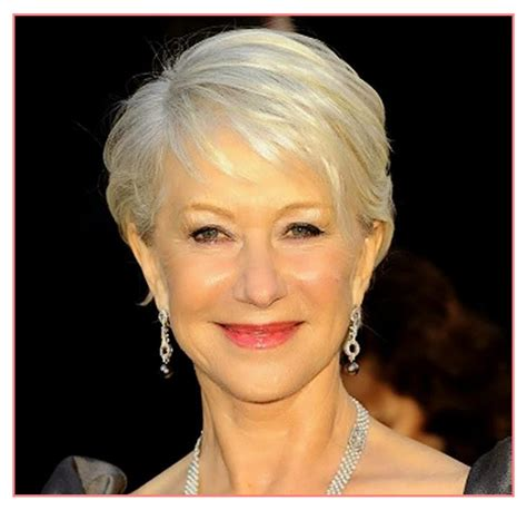 good short haircuts for 67 year old women with staight hair hairstyles for women over 60 years old trend hairstyle