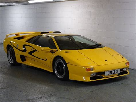 lamborghini diablo used lamborghini diablo 5 7 sv 2dr for sale in