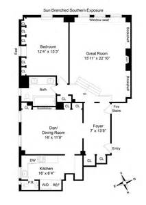 Manhattan Apartment Floor Plans by Famous Folk At Home Candace Bushnell S Homes In Manhattan