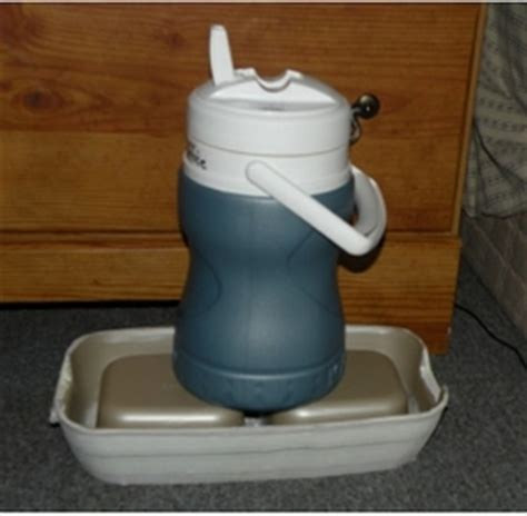 dry ice bed bug trap homemade bed bug trap