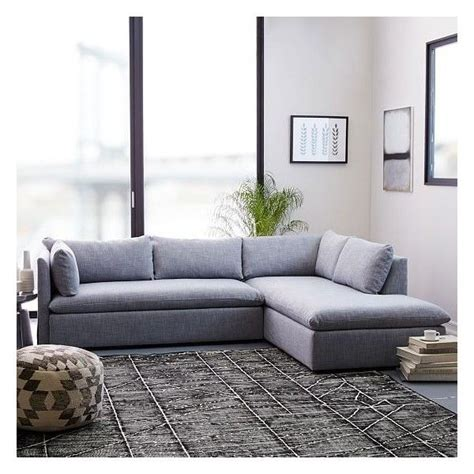 west elm sectional sofa 1000 images about polyboard on pinterest gold earrings