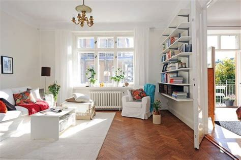 Small Living Room Library Displaying Books Can Add Inspiration Zen Of Zada