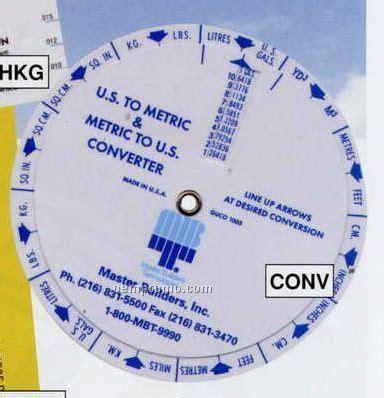 Produk Istimewa Plastik Opp 12 X22 Cm us to metric metric to us conversion wheel chart china
