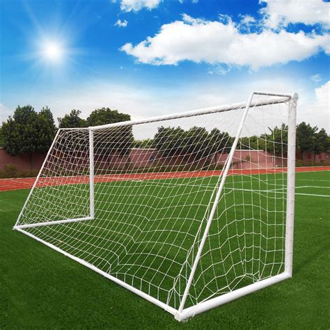 Soccer Goal practice football soccer goal post net outdoor sport