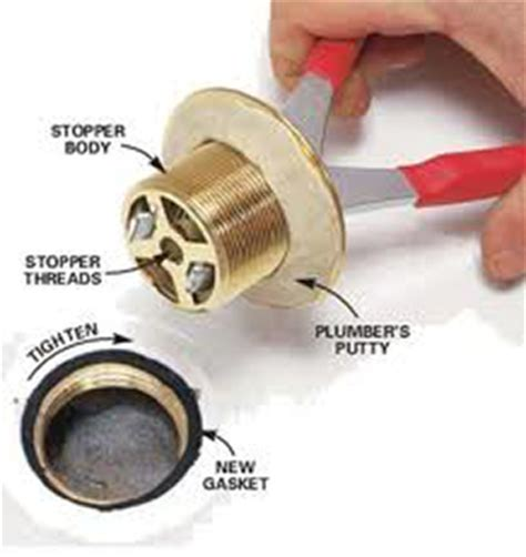 How To Remove A Bathtub Stopper by Bathtub Drain Replacement Maryland Washington Dc N Va