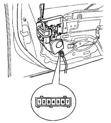 2002 Hyundai Sonata Door Lock Problems Hyundai Sonata I Had To Change The Window Regulator In The