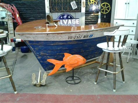 25 best boat decor ideas on pinterest boat interior - Boat Salvage Yards Wilmington Nc