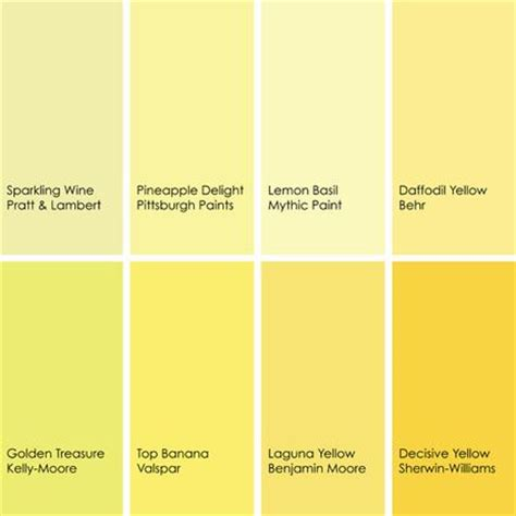 colors of yellow pinterest the world s catalog of ideas