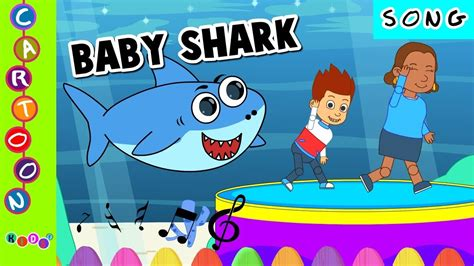 baby shark music baby shark dance sing and dance animal songs kidsf
