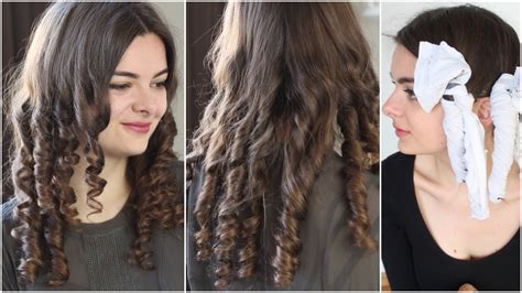 victorian rag curls historical hairstyling tutorial