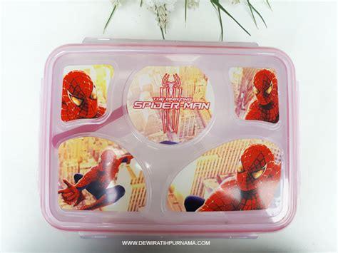 Yooyee Lunchbox Karakter 6 Sekat dewi ratih purnama
