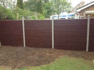Pvc Trellis Panels Garden Fence Lawn Edging Plastic Picket 3 5m Fencing 5