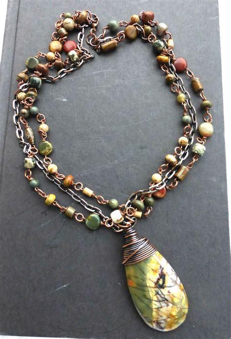 Handmade Designer Necklaces - best 25 handmade jewelry designs ideas on