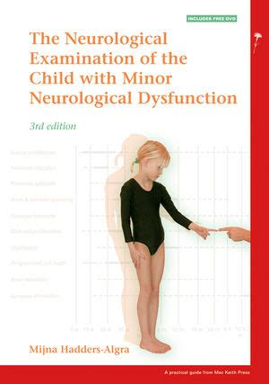 Cd E Book Dejong S The Neurologic Examination 7e wiley examination of the child with minor neurological dysfunction 3rd edition mijna hadders