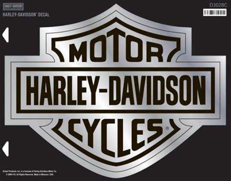 Harley Aufkleber Xxl by Harley Davidson Aufkleber Bar Shield Xxl Chrom Im