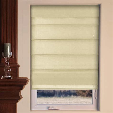 Fabric Window Blinds Fabric Shade Antique Ivory Window Blind Outlet