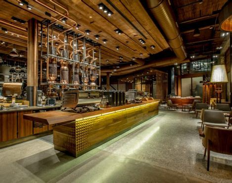 Home Design Stores Seattle by Debut Of Starbucks Reserve Roastery And Tasting Room In