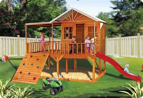 backyard cubby house turn your backyard into the ultimate outdoor playground