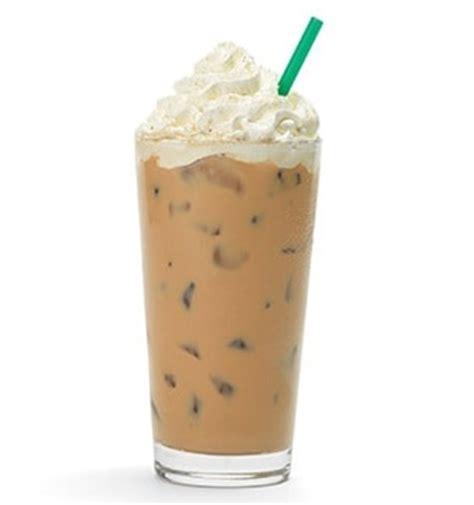 Iced Vanilla Spice Latte   Starbucks Coffee Company