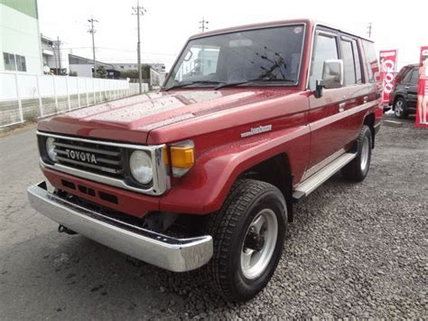Toyota Land Cruiser 70 For Sale Toyota Land Cruiser 70 1991 Used For Sale