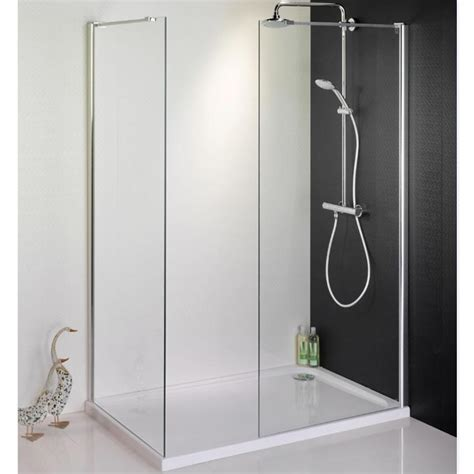 Walk In Shower Enclosures With Tray by 1600 X 800 Walk In Shower Enclosure Tray