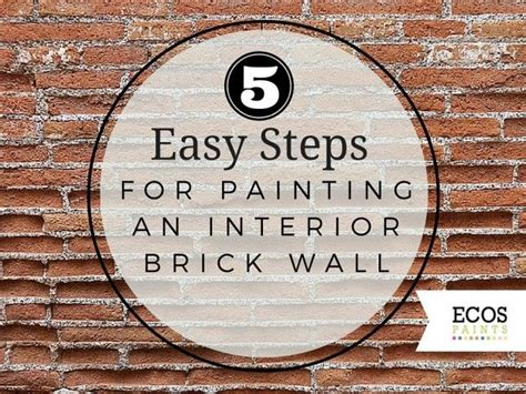 Ideas For Painting Interior Brick Walls by 17 Best Images About Paint Ideas Diys On