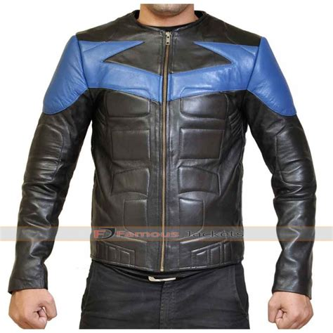leather motorcycle jackets for sale nightwing leather motorcycle jacket costume for sale