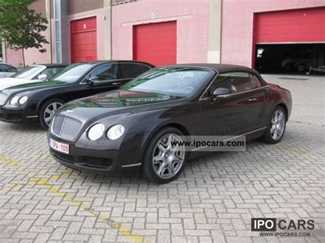 electric and cars manual 2009 bentley continental gtc parental controls 2009 bentley continental gtc car photo and specs