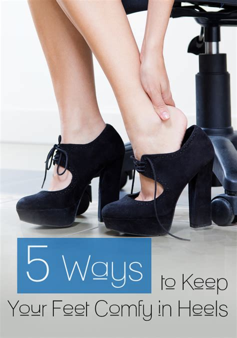 how to be comfortable in heels 5 ways to keep your feet comfortable in heels brick