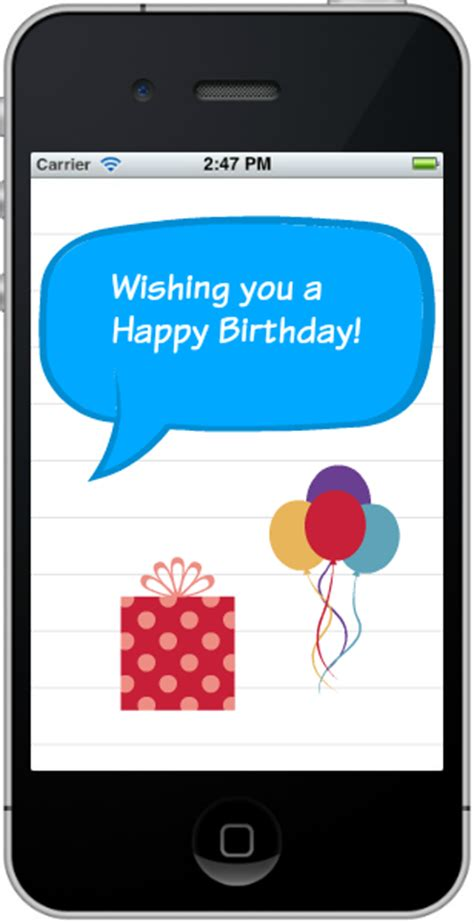 Free Mobile Birthday Cards Cell Phone Birthday Cards Gangcraft Net