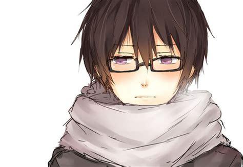 anime glasses glasses guy on tumblr