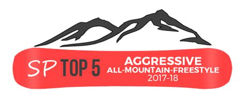 best freestyle snowboards top 5 aggressive all mountain freestyle snowboards