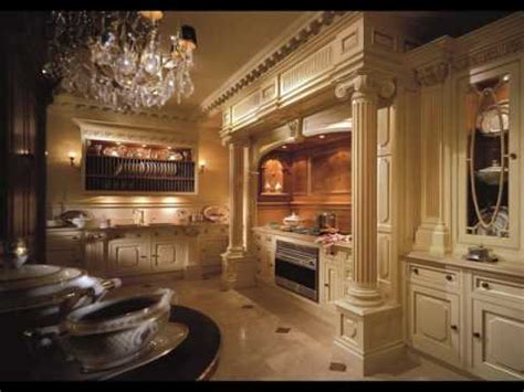 luxury kitchen interior design ideas  youtube