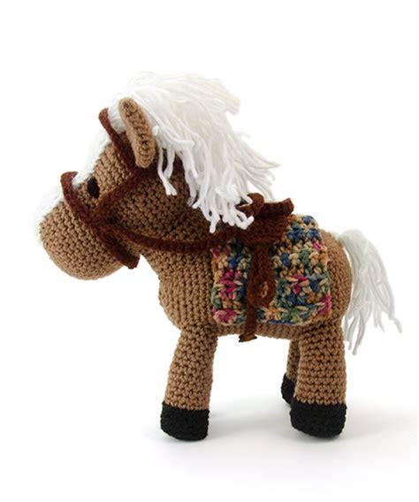 amigurumi horse hector the amigurumi pattern amigurumipatterns