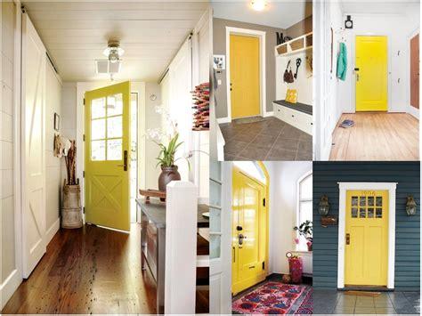 Puertas Pintadas O Lacadas #4: Entrada-amarilla.jpg