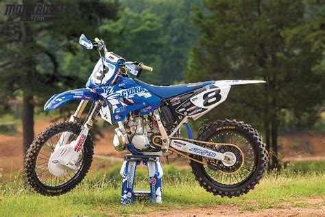 motocross action magazine motocross action magazine we build a kevin windham replica